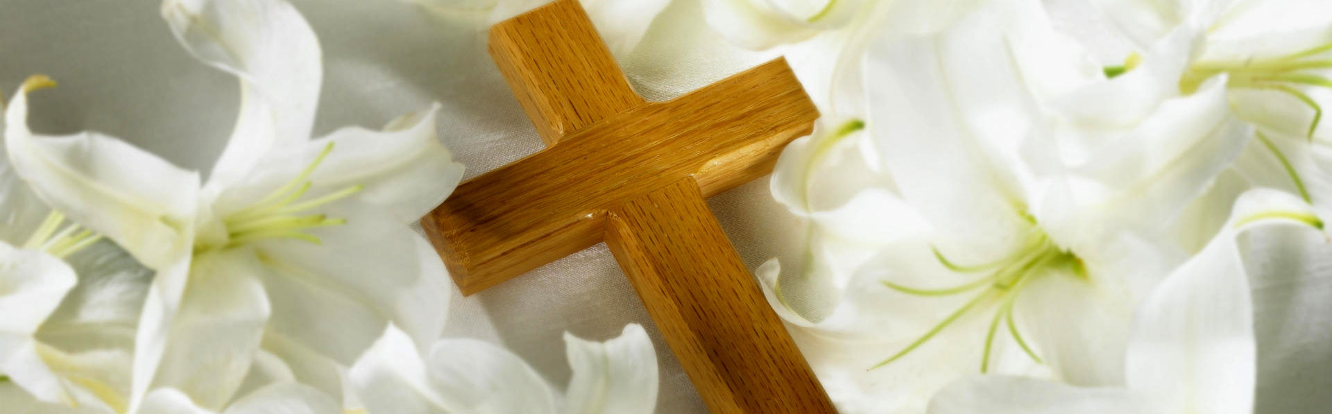 Wallpapersxl-Jesus-On-The-Cross-Flower-Lily-Nature-Religious-263769-1920x1080